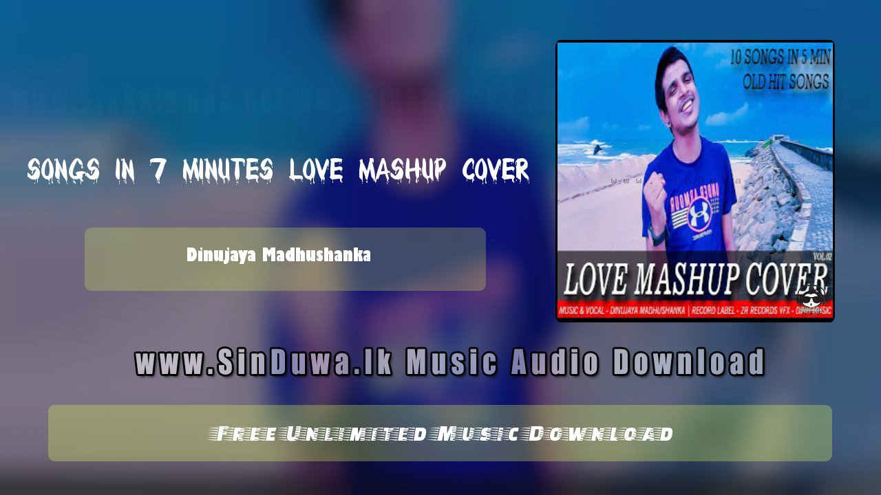 10-Songs In 7 Minutes Love Mashup Cover (Vol-II)