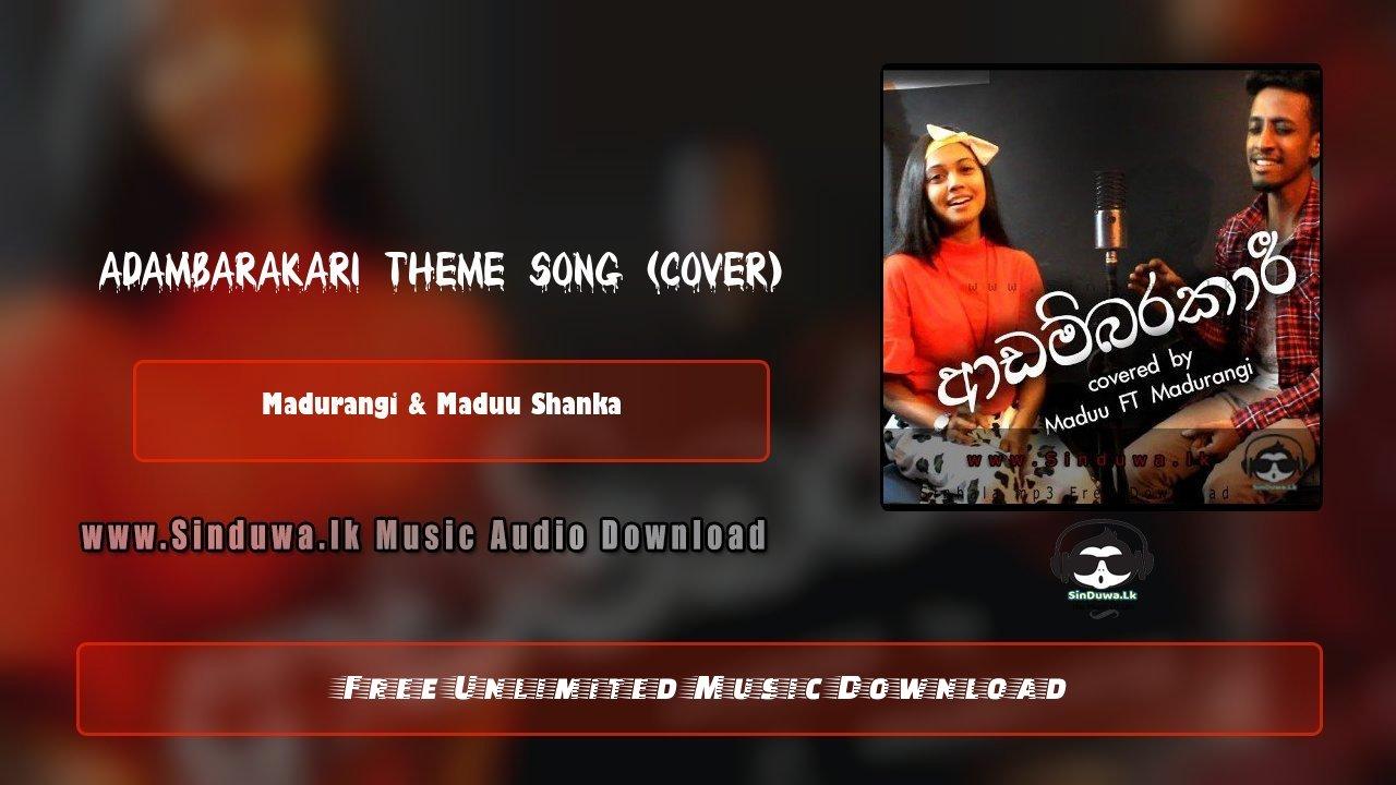 Adambarakari Theme Song (Cover)