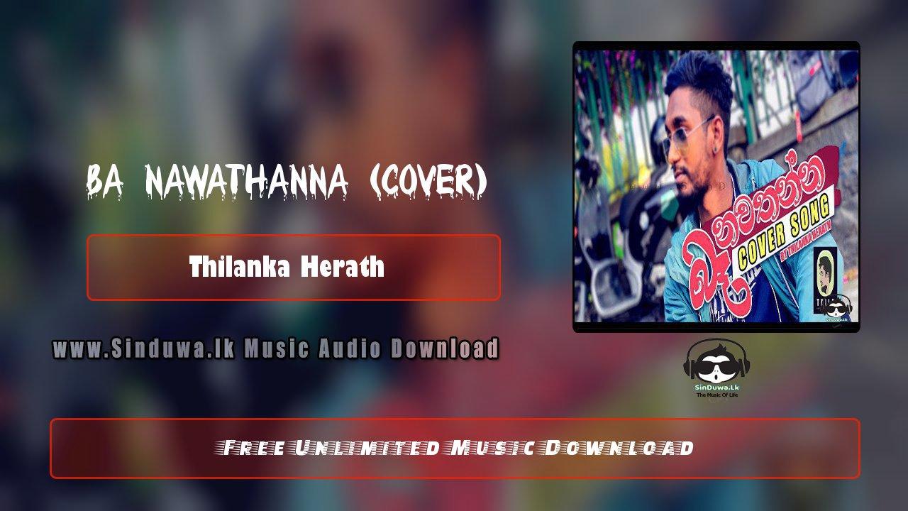 Ba Nawathanna (Cover)
