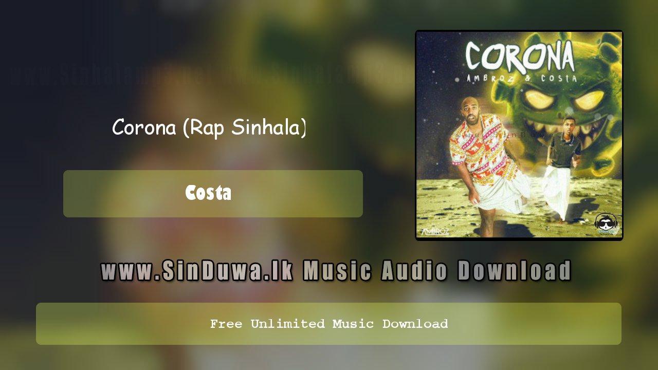 Corona (Rap Sinhala)