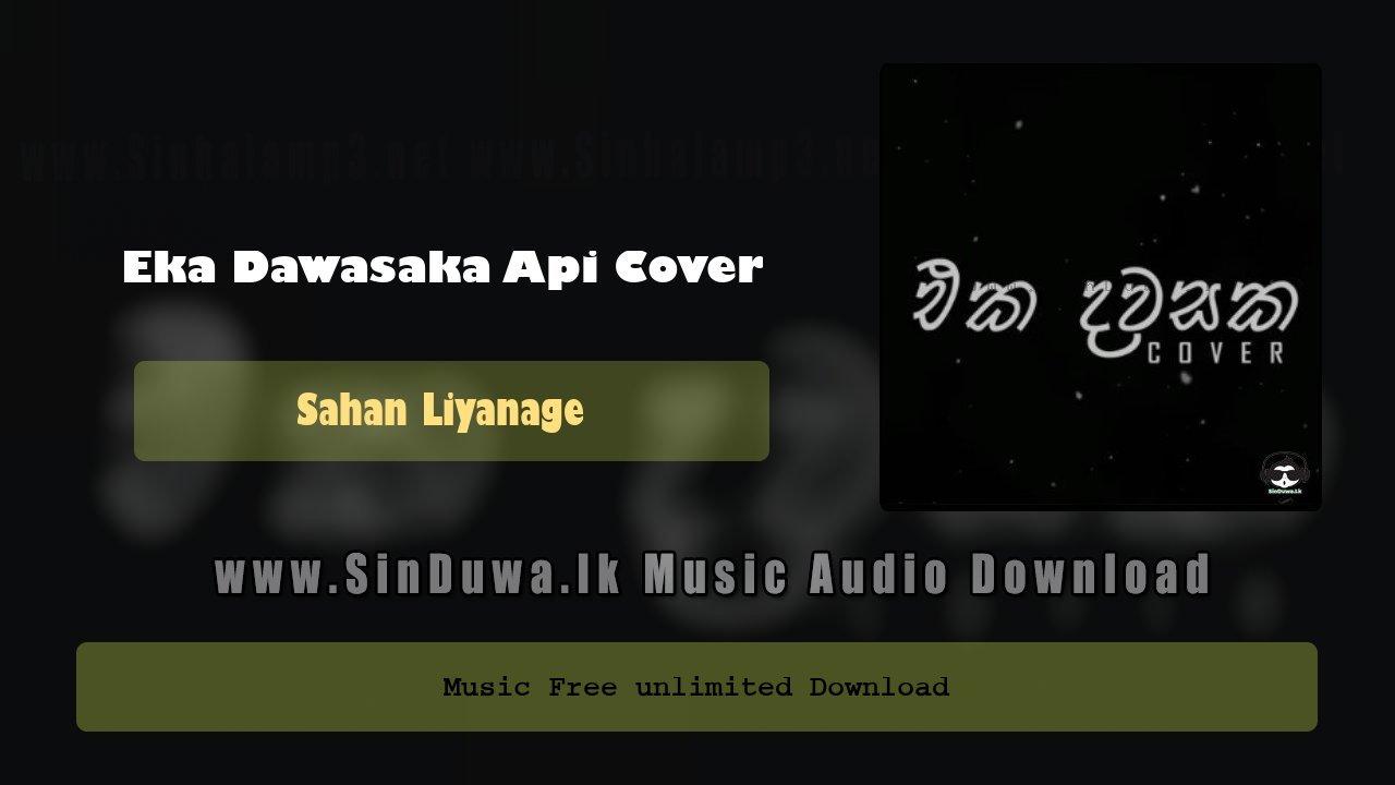 Eka Dawasaka Api Cover