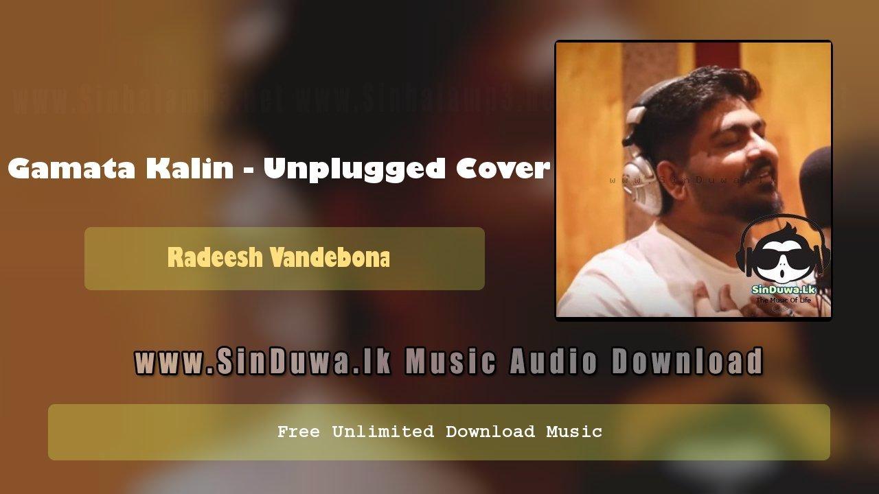 Gamata Kalin - Unplugged Cover