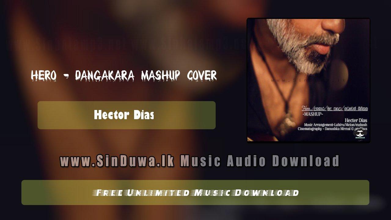 Hero - Dangakara Mashup Cover