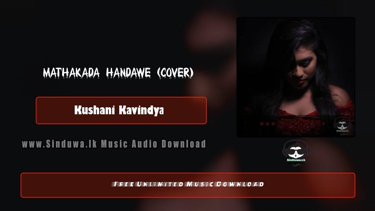 Mathakada Handawe (Cover)
