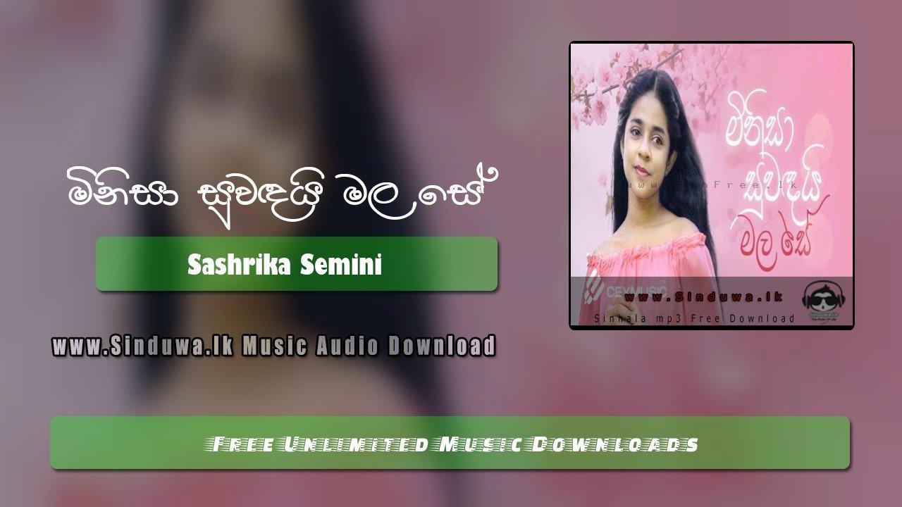 Minisa Suwandai Mala Se (Cover)