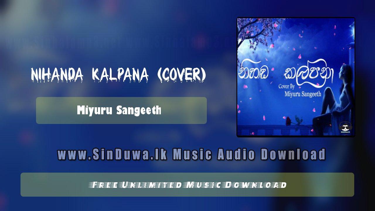 Nihanda Kalpana (Cover)