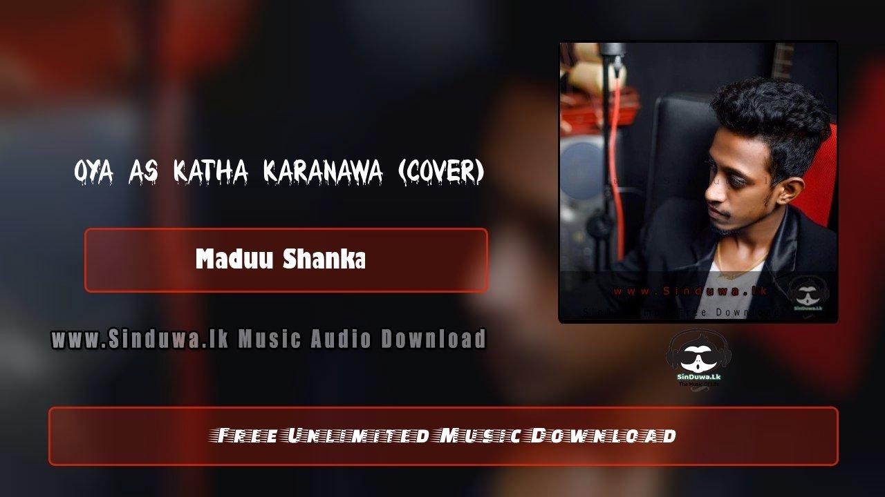 Oya As Katha Karanawa (Cover)