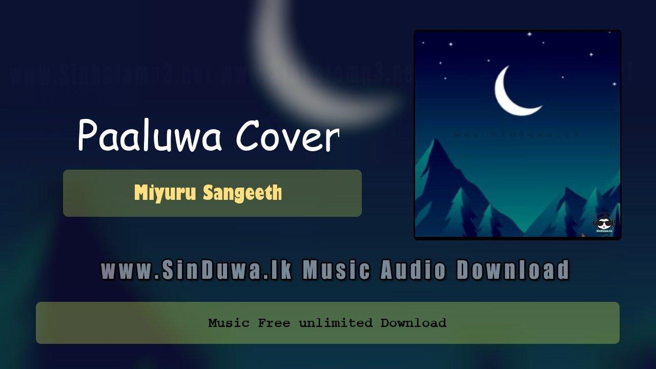 Paaluwa Cover
