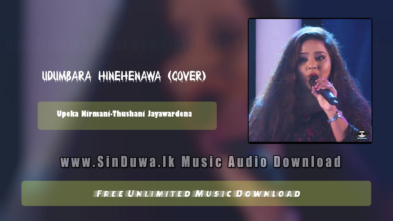 Udumbara Hinehenawa (Cover)